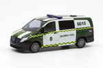 MB Vito Guardia Civil GEAS Polizei Taucher Spanien Militärpolizei